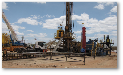Brimnes Energy Inc. is a small oilfield services company